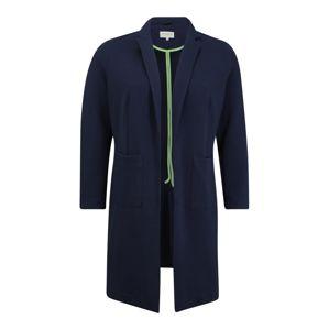 MY TRUE ME Přechodný kabát  modrá