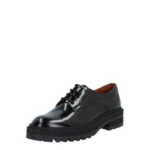 Billi Bi Šněrovací boty 'Polido'  černá