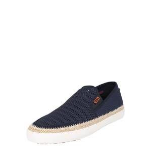 SCOTCH & SODA Slip on boty 'Izomi'  béžová / tmavě modrá