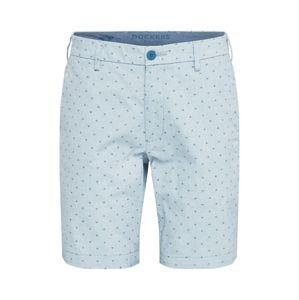 Dockers Chino kalhoty 'SMART SUPREME'  kouřově modrá