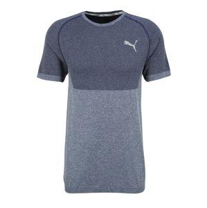 PUMA Funkční tričko 'RTG Evoknit'  tmavě modrá