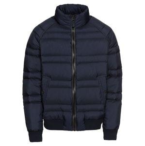 BOSS Zimní bunda 'Ovid'  tmavě modrá
