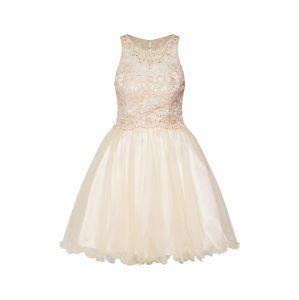 Laona Koktejlové šaty  pastelově růžová