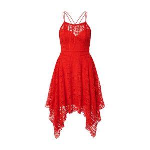Love Triangle Šaty 'Carmelita'  červená