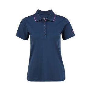 CMP Funkční tričko  tmavě modrá
