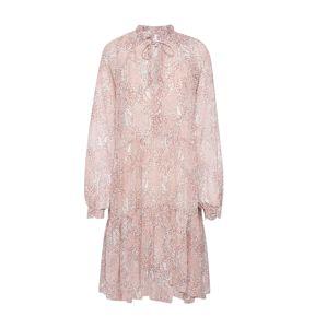 SECOND FEMALE Košilové šaty 'Crayon Short Dress'  růžová