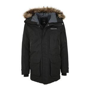 Didriksons Outdoorová bunda 'Marcel'  černá