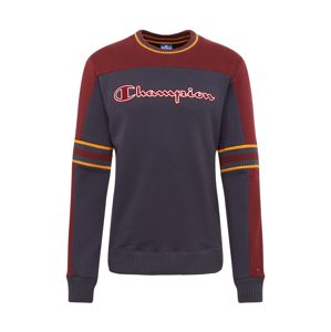 Champion Authentic Athletic Apparel Mikina 'Crewneck Sweatshirt'  tmavě modrá