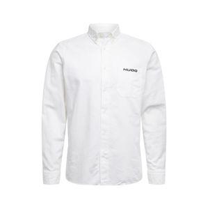 HUGO Košile 'Ermann'  bílá