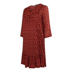 QUEEN MUM Letní šaty  korálová / červená