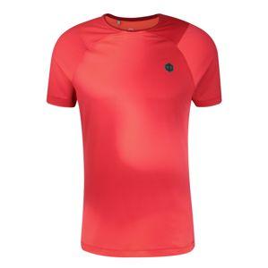 UNDER ARMOUR Funkční tričko  červená