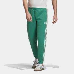 ADIDAS ORIGINALS Kalhoty  bílá / zelená