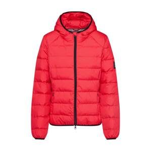 ECOALF Zimní bunda  korálová