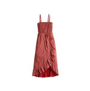 HOLLISTER Letní šaty  červená