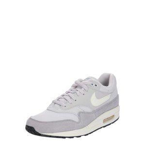 Nike Sportswear Tenisky 'Air Max 1'  šedá / černá / bílá