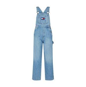 Tommy Jeans Overal 'Dungaree'  modrá