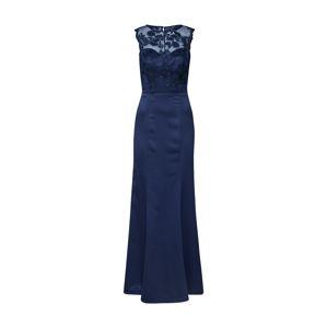 Chi Chi London Společenské šaty 'RYDER'  námořnická modř