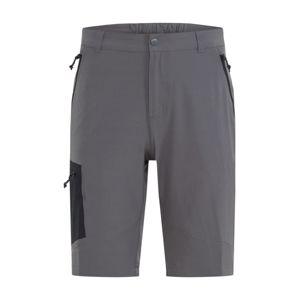 COLUMBIA Sportovní kalhoty 'Triple Canyon™'  šedá / antracitová / bílá
