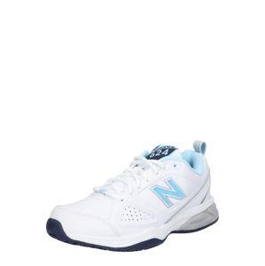 New Balance Tenisky 'WX624'  námořnická modř / bílá