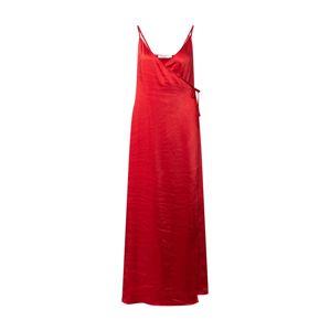 NA-KD Letní šaty  červená