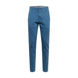 Dockers Kalhoty 'SMART 360 FLEX ALPHA SLIM (TAPERED)'  modrá