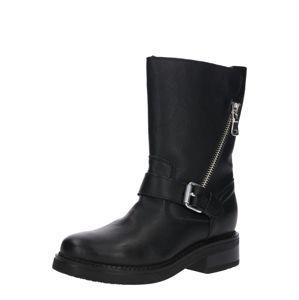Zign Kotníkové boty  černá