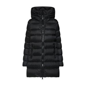 Rich & Royal Zimní kabát 'Long Down Jacket'  černá