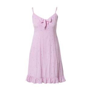 Cotton On Letní šaty 'Kiara'  fialová / modrá / bílá