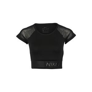 NIKE Funkční tričko 'DELUXE'  černá