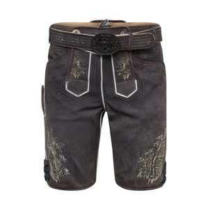 Krüger Buam Krojové kalhoty  šedá