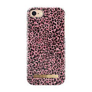 IDeal Of Sweden Pouzdro na smartphone 'Fashion Case'  pink / černá