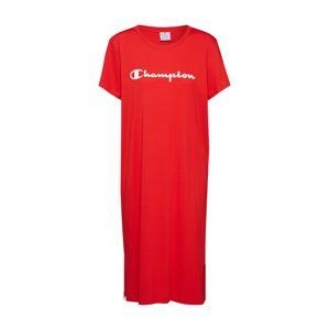 Champion Authentic Athletic Apparel Šaty  červená