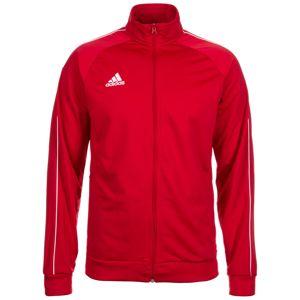 ADIDAS PERFORMANCE Sportovní bunda 'Core'  bílá / světle červená