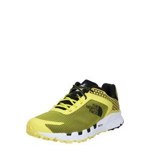 THE NORTH FACE Sportovní boty  žlutá / černá