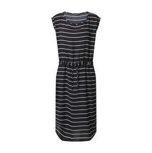 Eight2Nine Letní šaty  bílá / černá