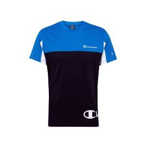 Champion Authentic Athletic Apparel Tričko  tmavě modrá / černá
