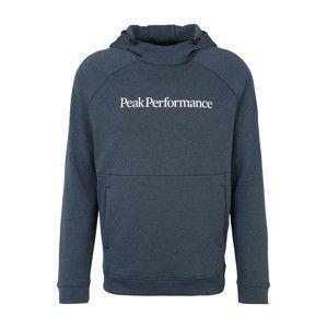 PEAK PERFORMANCE Sportovní mikina 'PULSE H'  tmavě modrá